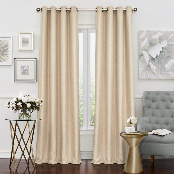 High Quality Eclipse Luxor Thermalayer Blackout Window Curtain Panel ...