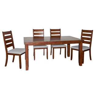 Gavin Wood 6PC Dining Set