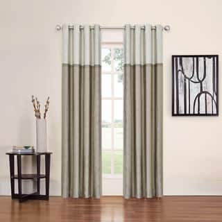 gray block p vintage brown polyester colorblock for color lace jacquard curtains and bedroom