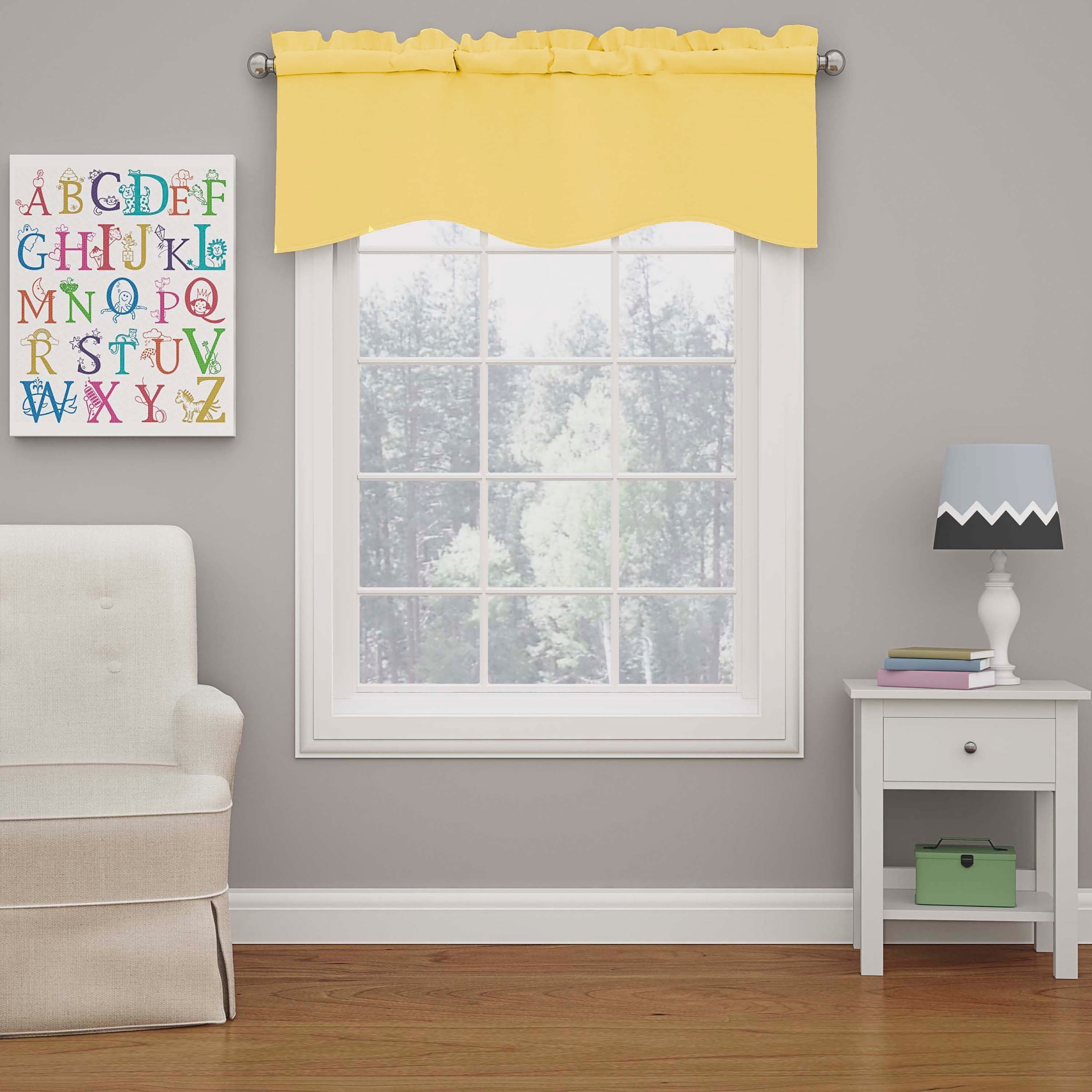 Yellow Window Treatments | Find Great Home Decor Deals Shopping at ...
