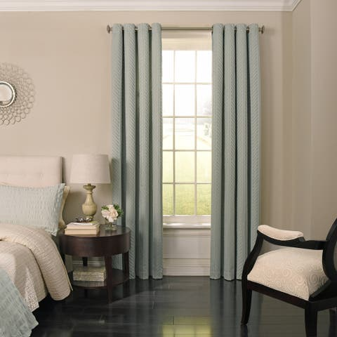 Beautyrest Malbrouk Blackout Window Curtain Panel