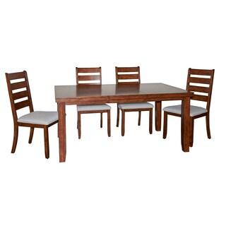 Gavin Wood Dining Set - 5 Pc