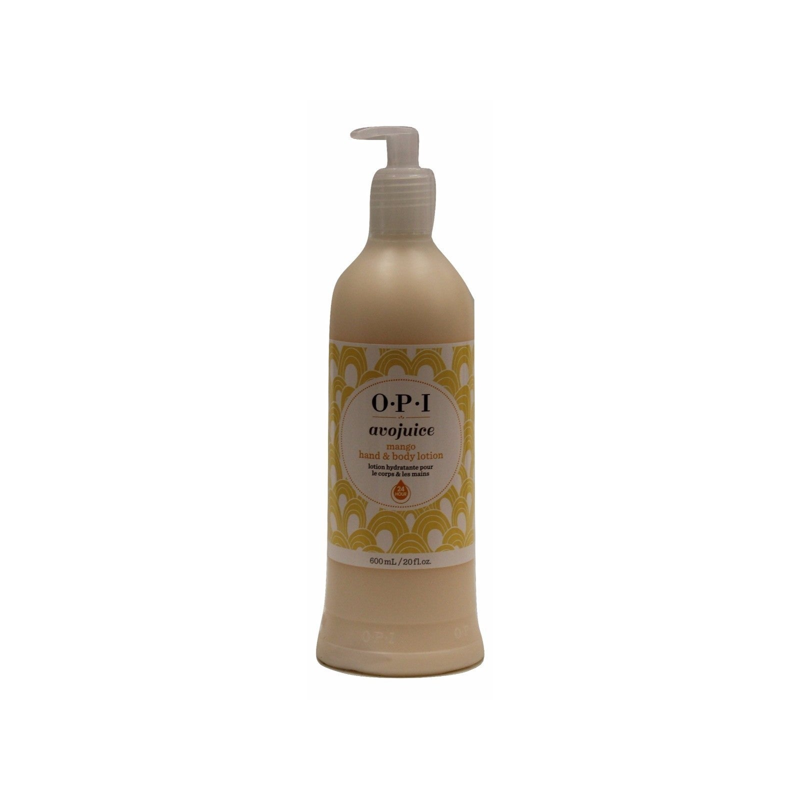 OPI Avojuice Mango (Orange) 20-ounce Hand & Body Lotion (...