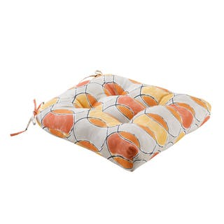 Outdoor Seat Cushions Geometric At Overstock