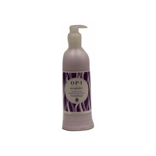 OPI Avojuice Violet Orchid 20-ounce Hand & Body Lotion