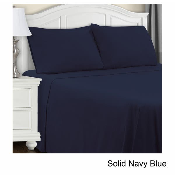 """100/% BRUSHED COTTON FLANNELETTE EXTRA DEEP FITTED SHEET 12/"""" WARM SOFT BED SHEETS"""