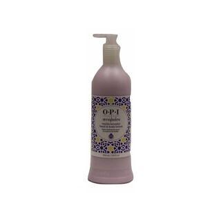OPI Avojuice Vanilla Lavender 20-ounce Hand & Body Lotion