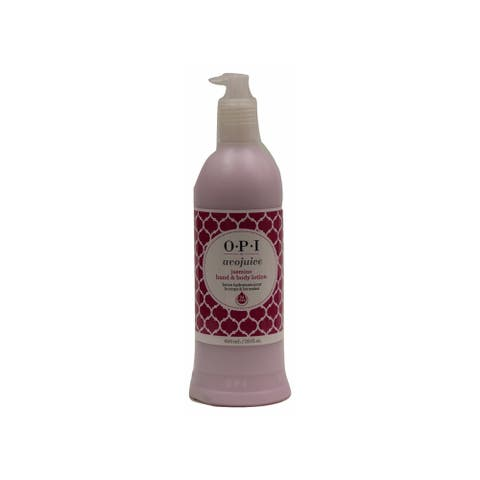 OPI Avojuice Jasmine 20-ounce Hand Body Lotion