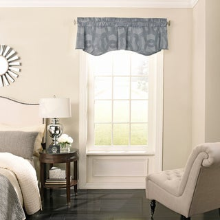 Beauty Rest Odette Blackout Window Valance