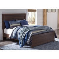 Signature Design by Ashley Arkaline Brown Bed