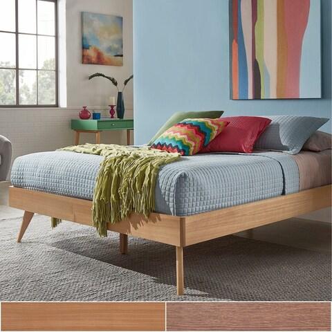 Penelope Tapered Leg Platform Bed iNSPIRE Q Modern