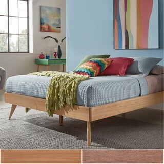 Penelope Tapered Leg Platform Bed iNSPIRE Q Modern (4 options available)