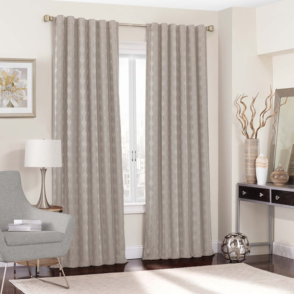 Eclipse Adalyn Thermalayer Blackout Single Curtain Panel