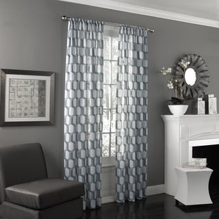 Curtains Ideas black sheer curtain : 95 Inches Sheer Curtains - Shop The Best Deals For Apr 2017
