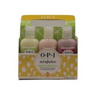 OPI Avojuice 6-pack Assorted Flavors Hand & Body Lotion|https://ak1.ostkcdn.com/images/products/14369397/P20943663.jpg?impolicy=medium