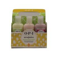OPI Avojuice 6-pack Assorted Flavors Hand & Body Lotion