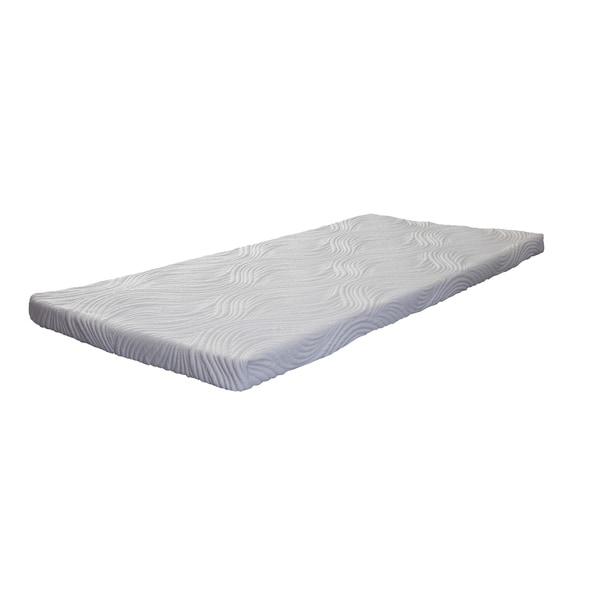 pure talalay bliss 3-inch plush latex mattress topper - free