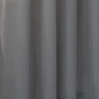 Curtains Ideas black sheer curtain : Grey Sheer Curtains - Shop The Best Deals For Apr 2017