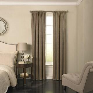Beauty Rest Barrou Blackout Window Curtain Panel