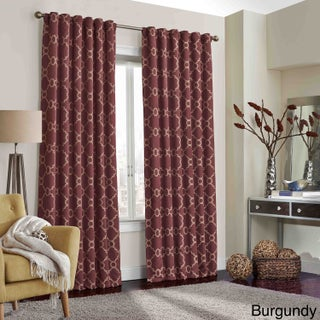 Eclipse Correll Thermalayer Blackout Window Curtain Panel (More options available)