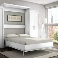 Stellar Home Furniture Shaker Full Wall Bed