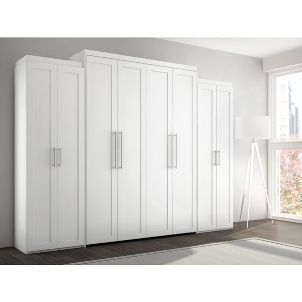 Stellar Home Furniture Shaker Full Wall Bed Free Shipping Today 20943647