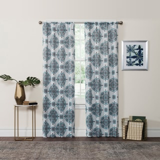 Eclipse Olivia Window Curtain Panel