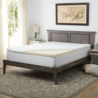 Pure Talalay Bliss 3-inch Firm Latex Mattress Topper