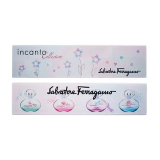 Salvatore Ferragamos Incanto Women's 4-piece Mini Gift Set