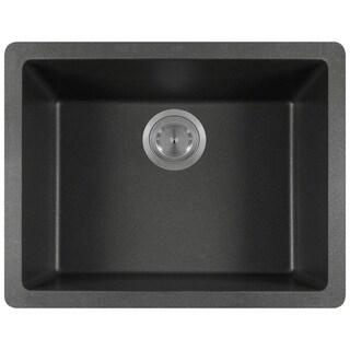 MR Direct 808 Black Sink