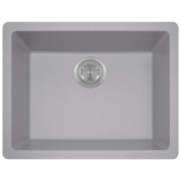 808 Silver Quartz Sink