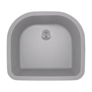 MR Direct 824 Silver Sink