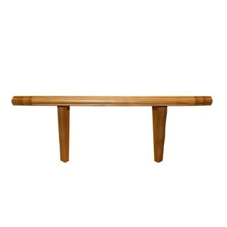 Lewis Hyman InPlace Venezia Collection English Oak Shelf Kit 24 inches wide