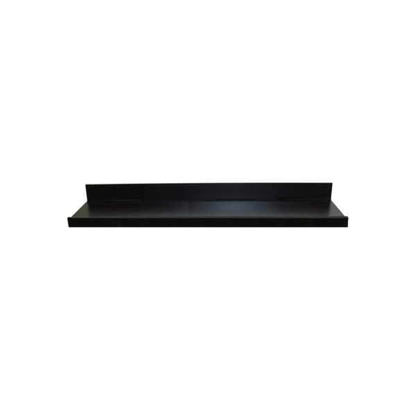 Lewis Hyman InPlace Black Floating Picture Ledge 35.4 inches wide