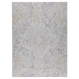 M.A.Trading Hand Woven Omaha Beige/Grey (8'x10') (India)