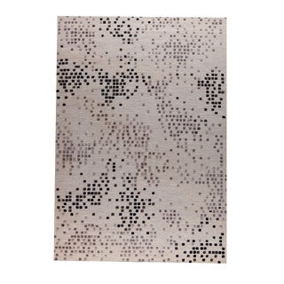 M.A.Trading Hand Woven Bee Beige/Grey (8'x10')