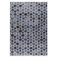 Handmade M.A.Trading Nihal Dark Grey (9'x12') (India)