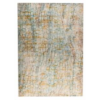 M.A.Trading Hand Woven Torrance AquaOrange(9'x12')