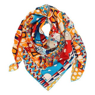 LA77 Butterfly Motif Print Scarf (2 options available)
