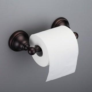Boulder Solid Brass Toilet Paper Holder