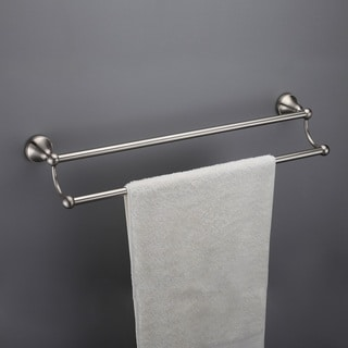 Powell Collection 24-inch Double Towel Bar