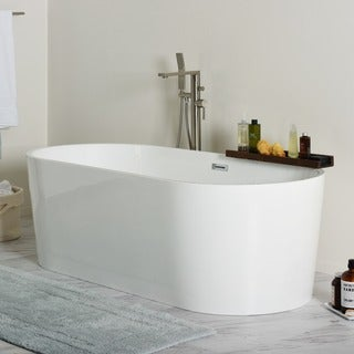 67 Inch Tisbury Freestanding Bathtub