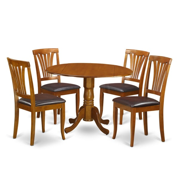 Cheap Dinette Sets Free Shipping: Shop 3-piece Dining Set With 1 Table And 2 Dining Room