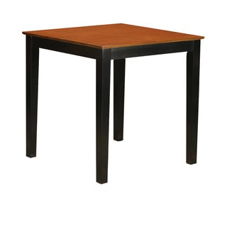 36-inch Square Counter Height Pub Table