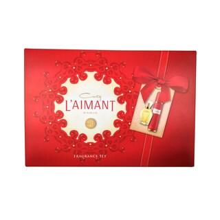 Coty L'Aimant Women's 2-piece Set