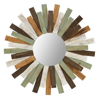Asher Colorful Wall Mirror