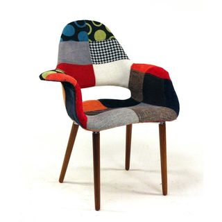 Patchwork Organic Chair