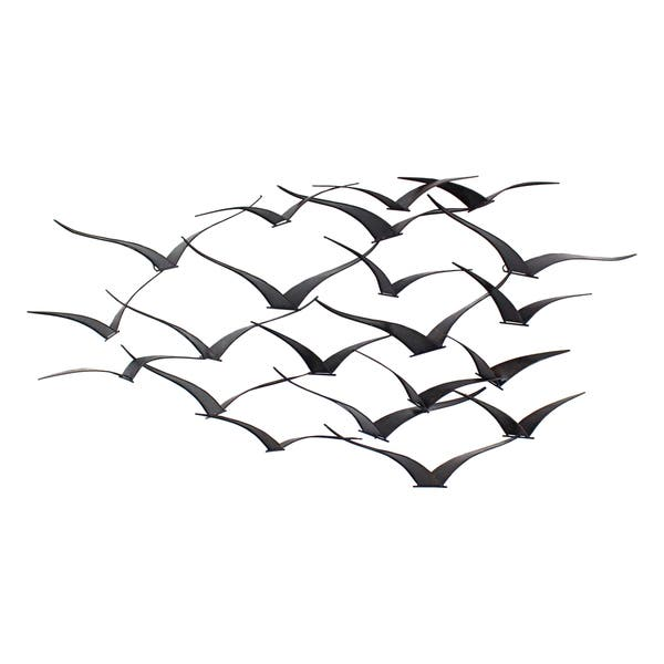 Darla Metal Birds Wall Decor