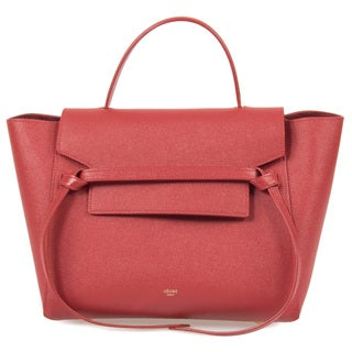 Red Handbags - Overstock.com Shopping - Stylish Designer Bags