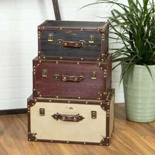 Buy Decorative Trunks Online At Overstock Com Our Best
